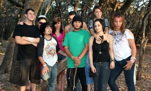 Teenage San Antonio